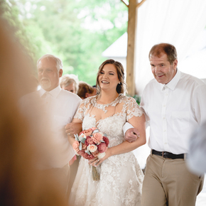 South Jersey Wedding Videographers at Hitched at Turkey Trac Farms MAVA-27