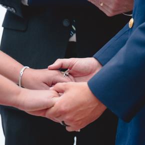 Military wedding photos at Doolan's Shore Club ABSB-12