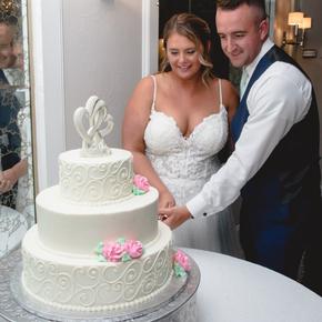 Military wedding photos at Doolan's Shore Club ABSB-30