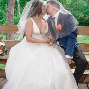 Best Poconos wedding photographers at Wallenpaupack Creek Farm ABRR-12