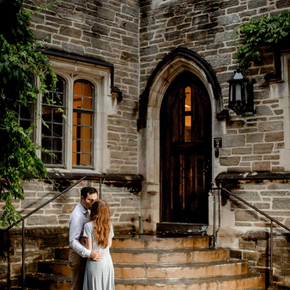 NJ engagement sessions at Temple Emanuel of Closter  LKMN-6