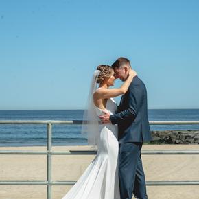 Beach Wedding Photography NJ at Asbury Festhalle & Biergarten JMNM-15