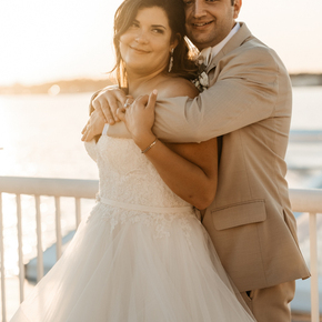 Cape May wedding photographers at Corinthian Yacht Club of Cape May LPSL-33