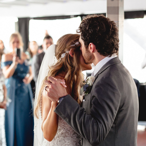 NJ wedding photographers at Cornucopia Destiny Yacht NPPM-30
