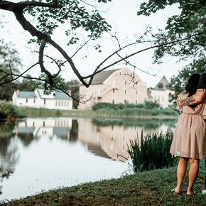Our Top NJ Engagement Photographers at Galloping Hill Golf Course NRTB-9