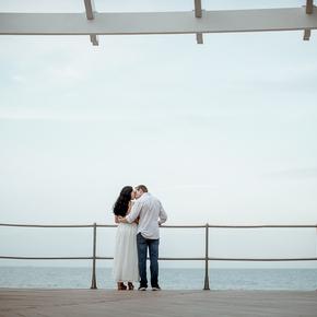 Engagement Photographers NJ at Sandy Hook Chapel MSSA-21